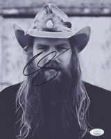 Chris Stapleton Signed 8x10 Photo (JSA COA)