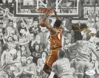 Mohamed Bamba Signed Texas Longhorns 8x10 Photo (JSA COA) at PristineAuction.com