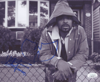 Method Man Signed 8x10 Photo (JSA COA)