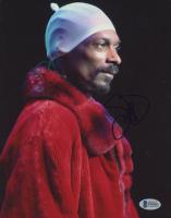 Snoop Dogg Signed 8x10 Photo (Beckett Hologram)
