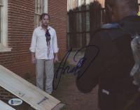 "Jayson Warner Smith Signed ""The Walking Dead"" 8x10 Photo (Beckett COA)"