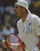 John Isner Signed 8x10 Photo (Beckett COA)