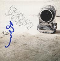 """James Murphy Signed """"LCD Soundsystem"""" CD Cover (Beckett COA)"""