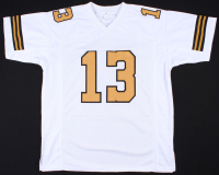 Michael Thomas Signed Jersey (Beckett COA) at PristineAuction.com