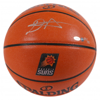 Deandre Ayton Signed Suns LE Logo NBA Game Ball Series Basketball (Game Day Legends COA & Steiner COA) at PristineAuction.com