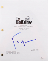"Francis Ford Coppola Signed ""The Godfather"" Full Movie Script (JSA COA)"