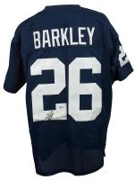 Saquon Barkley Signed Giants Jersey (Beckett COA)