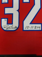 """Blake Griffin Signed Clippers Limited Edition Jersey Inscribed """"10-11 ROY"""" (Panini COA) at PristineAuction.com"""