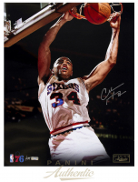 "Charles Barkley Signed 76ers ""Slam"" 16x20 Limited Edition Photo (Panini COA) at PristineAuction.com"