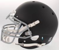 Bo Jackson Signed Raiders Full-Size Custom Matte Black Authentic On-Field Helmet (Beckett COA) at PristineAuction.com