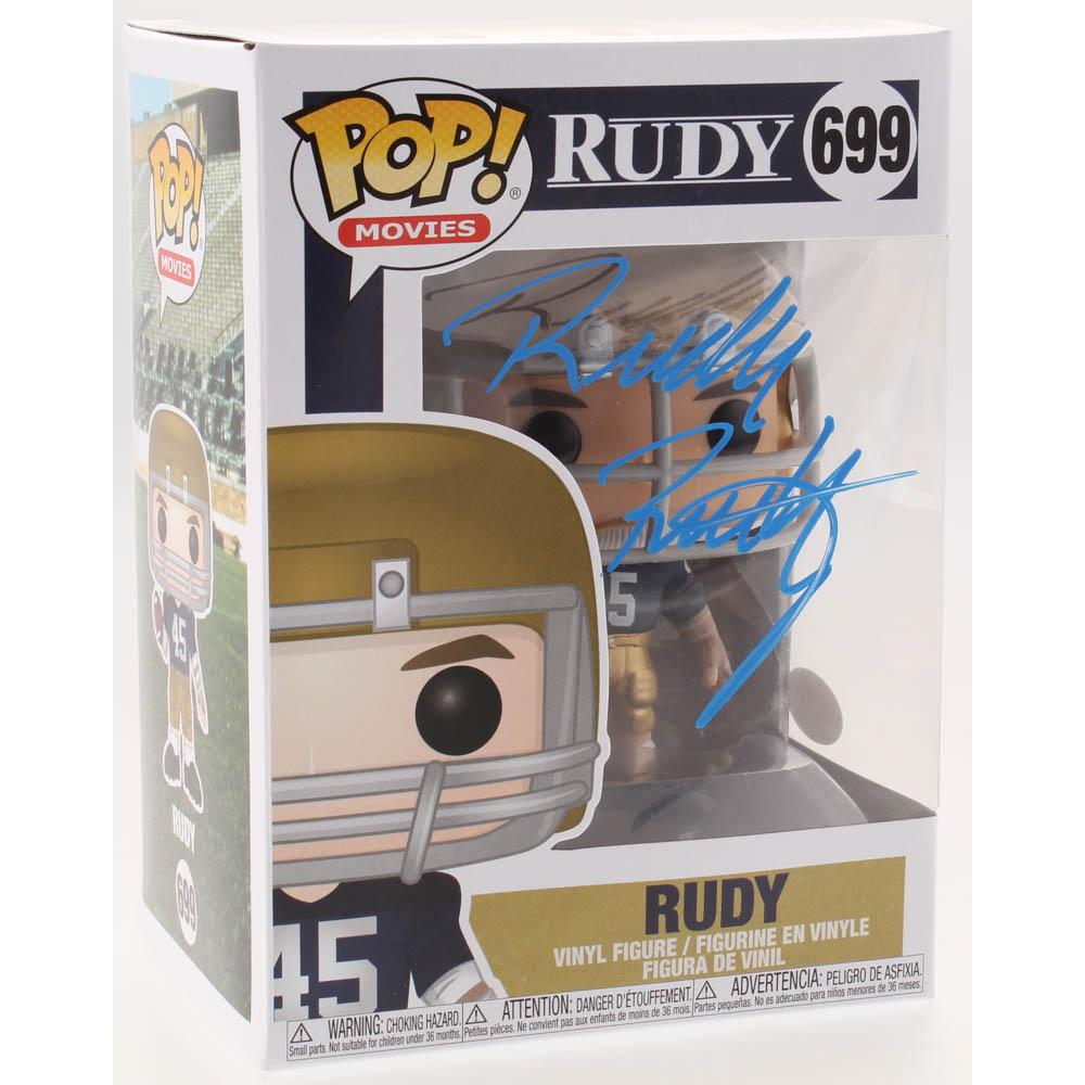 Rudy POP Movies Rudy Brand New In Box Funko
