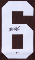 Baker Mayfield Signed Cleveland Browns Jersey (Beckett COA) at PristineAuction.com