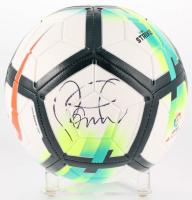 Philippe Coutinho Signed Nike Soccer Ball (Beckett COA)
