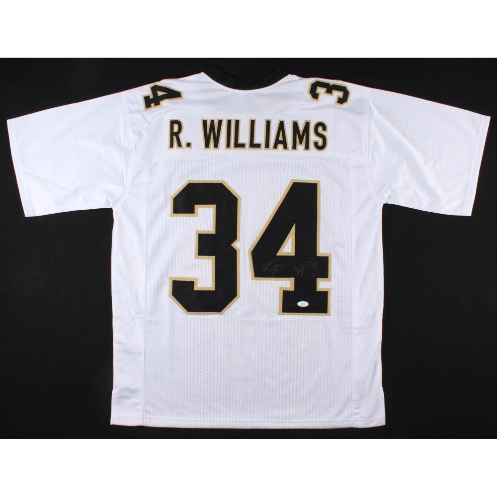 Ricky Williams Signed Saints Jersey (JSA COA) fec6d4e0e