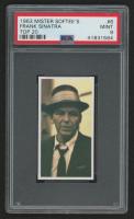 "1963 Mister Softee's ""Top 20"" #6 Frank Sinatra (PSA 9)"