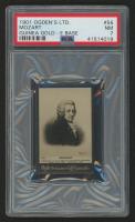 1901 Ogden's Guinea Gold #56 Mozart (PSA 7)