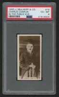 "1930 Millhoff ""In the Public Eye"" #18 Charlie Chaplin (PSA 6)"