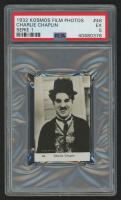 1932 Kosmos Film Photos #46 Charlie Chaplin (PSA 5)