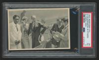 1932 Reemstma Olympia #9 Duke Kahanamoku, Amelia Earhart, Paavo Nurmi, Douglas Fairbanks (PSA 5)