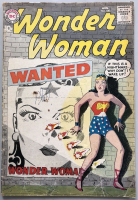 1959 DC 1st Series Wonder Woman #108 Comic Book
