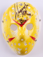 "Warrington Gillette Signed ""Friday the 13th Part 2"" Hockey Mask Inscribed ""Jason II"" (Legends COA) at PristineAuction.com"