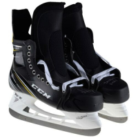 "Pair of (2) Alex Ovechkin Signed CCM Game Model Skates Inscribed ""2018 SC CHAMPS/RMNB"" (Fanatics Hologram)"