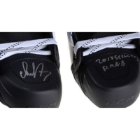 "Pair of (2) Alex Ovechkin Signed CCM Game Model Skates Inscribed ""2018 SC CHAMPS/RMNB"" (Fanatics Hologram) at PristineAuction.com"