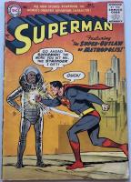 1956 DC Superman #106 1st Volume Comic Book