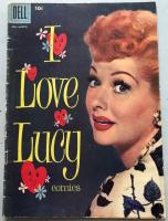 1954 Dell I Love Lucy #18 Comic Book