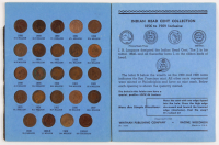Set of (24) 1888-1909 Indian Head with Coin Folder