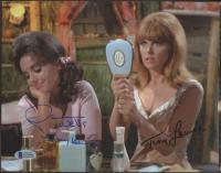 "Dawn Wells & Tina Louise Signed ""Gilligan's Island"" 8x10 Photo Inscribed ""Mary Ann"" (Beckett COA)"