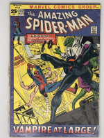 1971 Marvel Amazing Spider-Man #102 1st Series Comic Book