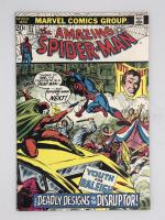 1973 Marvel Amazing Spider-Man #117 1st Series Comic Book
