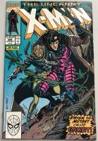 1990 Marvel Uncanny X-Men #266 1st Series Comic Book