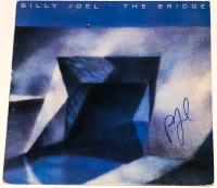 "Billy Joel Signed ""The Bridge"" Vinyl Record Album (PSA COA) at PristineAuction.com"