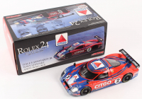 Dale Earnhardt Jr. / Tony Stewart / Andy Wallace LE #2 Citgo 2004 Rolex 24 1:18 Scale Die Cast Car with Race-Used Tire Piece (Action COA)