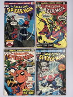 Lot of (4) 1975 Marvel Amazing Spider-Man 1st Series Comic Books with #148, #149, #150, #151