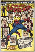 1973 The Amazing Spider-Man #121 1st Series Marvel Comic Book at PristineAuction.com