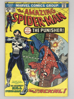 1973 Marvel Amazing Spider-Man #129 1st Series Comic Book