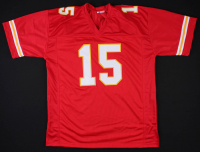 Patrick Mahomes Signed Chiefs Jersey (JSA COA) at PristineAuction.com