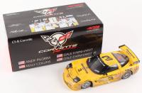 Dale Earnhardt Sr. / Dale Earnhardt Jr. / Andy Pilgrim / Kelly Collins LE #3 GM Goodwrench 2001 Corvette C5R 1:18 Scale Die Cast Car