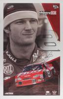 Dale Earnhardt Jr. Signed Top Ten 18x28 Poster (JSA COA)