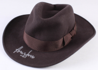 "Harrison Ford Signed ""Indiana Jones"" Officially Licensed Replica Hat (Radtke COA) at PristineAuction.com"