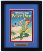 """Vintage 1952 Walt Disney's """"Peter Pan"""" Issue #442 14x17 Custom Framed Comic Book"""