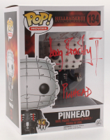 "Doug Bradley Signed ""Hellraiser III"" #134 Funko Pop! Vinyl Figure Inscribed ""Pinhead"" (Legends COA) at PristineAuction.com"