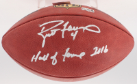 "Brett Favre Signed Wilson ""The Duke"" Official NFL Game Ball Inscribed ""Hall of Fame 2016"" (Radtke COA)"