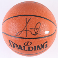 Kyrie Irving Signed NBA Game Ball Series Basketball (Panini COA) at PristineAuction.com