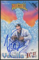 "Vanilla Ice Signed 1991 ""Vanilla Ice"" Issue #31 Rock 'N' Roll Comic Book (Beckett COA)"