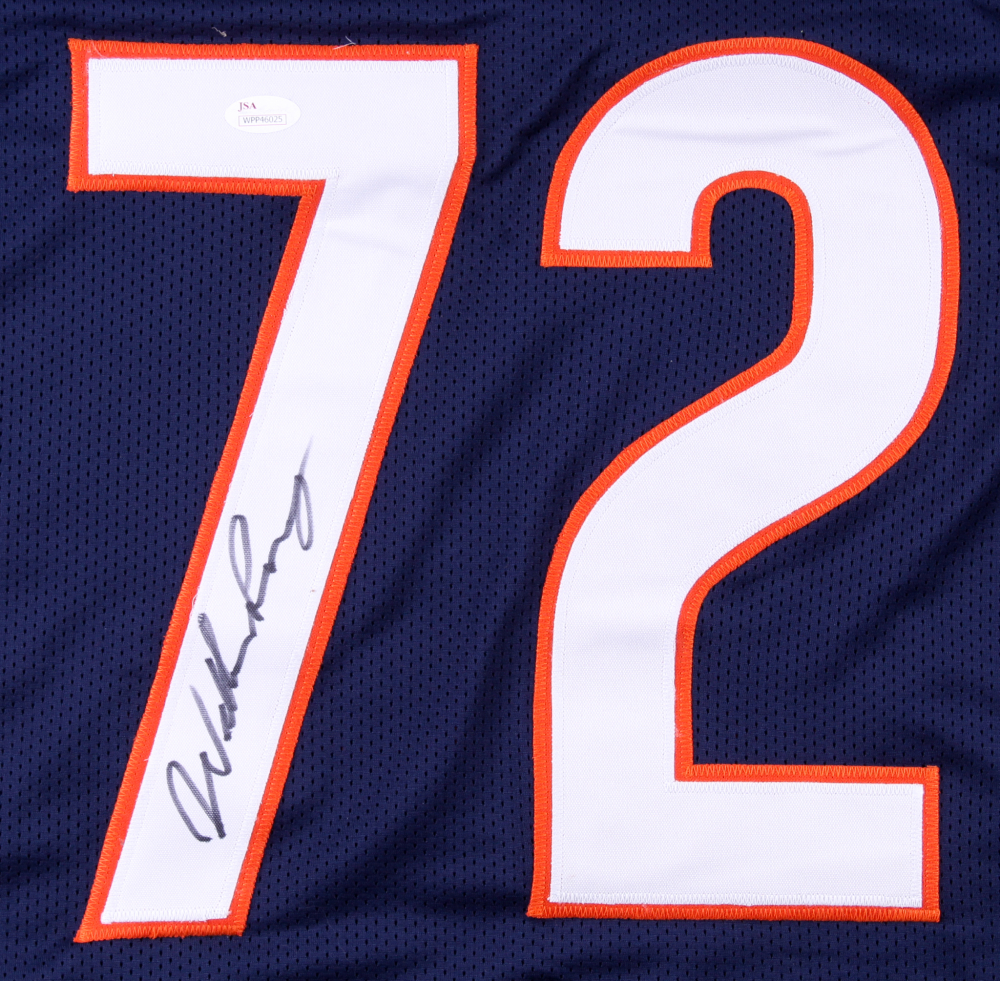 23834fb47 William Perry Signed Chicago Bears