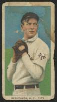 1909-11 T206 #307 Christy Mathewson / Dark Cap
